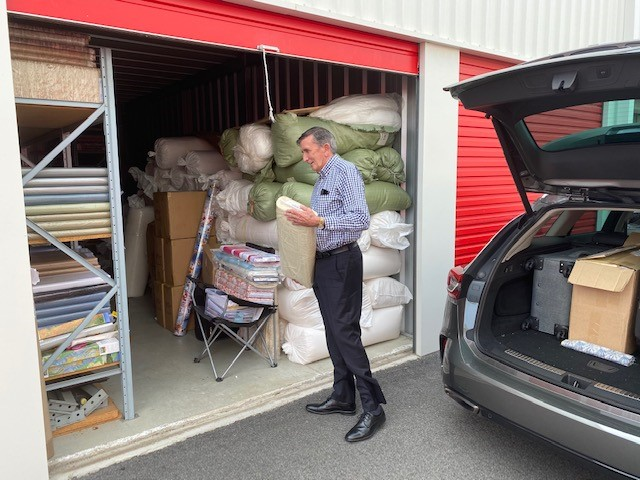 Residential Storage Units Perth